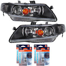 Headlight Set for Honda Accord CL _/ cm _ 4 P.02.03-12.05 H1/H1 with Indicator