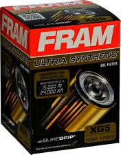 Engine Oil Filter-VIN: Y, 4BBL Fram XG5
