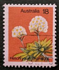 Stamp Australia 1975 Plants 18c Used