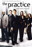 The Practice: The Eighth and Final Season (Season 8) (6 Disc) DVD NEW