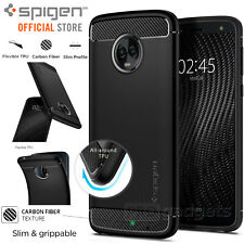 Original Spigen SGP Protective Case Motorola Moto G6 Rugged Armor