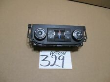 06 07 08 Chevrolet Impala AC and Heater Control Used Stock #329-AC