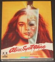 ALICE SWEET ALICE usa blu-ray NEW SEALED special edition video BROOKE SHIELDS