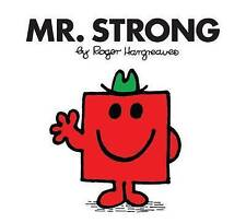 Mr. Strong | Roger Hargreaves | Mr. Men | Story Book | New | Free Post | Cheap