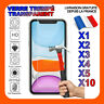 Vitre Film protection écran verre Trempé iPhone 8/7/6/6S/Plus/5/X/XR/XS/MAX/11