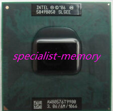 Intel Core 2 Duo T9900 3.06 GHz Dual-Core Processor Socket P SLGEE /GM45 PM45