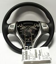 2013 NISSAN ALTIMA OEM STEERING WHEEL WITH CONTROL
