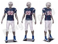 Male Fiberglass Sport Athletic Style Mannequin Dress Form Display Mc Brady03