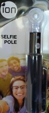 ION 5029 Camera Selfie Pole Black