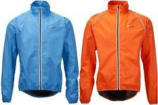 Ridge Unisex CYCLING Jacket Fluro Blue or Orange - Size: XXL
