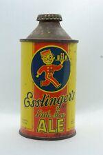 Esslingers Little Man Ale Cone Top