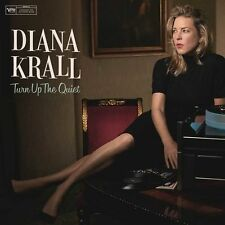 Diana Krall TURN UP THE QUIET +MP3s VERVE RECORDS New Sealed Vinyl Record 2 LP