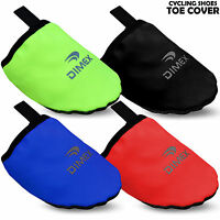 Cycling Toe Cover Shoe Outer Cover Protector Softshell Windproof Though Sole