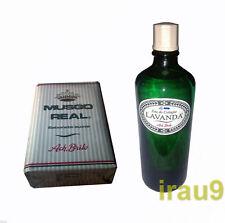 2 Claus Porto Ach Brito 1x Eau de Cologne Aftershave 1x Musgo Real Soap