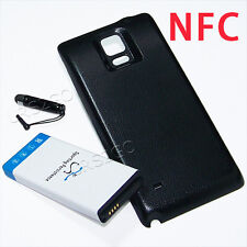 High Power Extended NFC Battery Door Cover for Net10 Samsung Galaxy Note 4 Phone