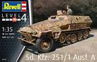 RVL03295 1:35 Sd.Kfz. 251/1 Ausf.A Revell