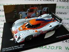 1/43 IXO Altaya Passion vitesse GT  LOLA ASTON MARTIN B09/60 24 H Mans 2009 GULF