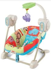 Fisher Price Baby Swing Chair Zoo