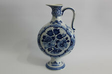 De Porceleyne Fles Krug/Vase Delfter Blau Holland Delft Jug/Pitcher