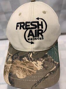 FRESH AIR Weinrich Adjustable Adult Baseball Ball Cap Hat