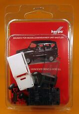 HERPA 012645-007 MINIKIT: MERCEDES-BENZ G-modèle-blanc/white