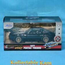 Jada Toys Hollywood Rides Smokey & The Bandit 1977 Pontiac Firebird 1 32