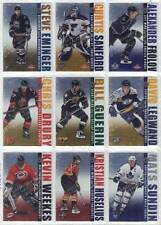 KRISTIAN HUSELIUS FLORIDA PANTHERS 2002-03 VANGUARD LTD /450 #44