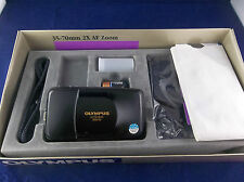 Vintage NOS Olympus Stylus Zoom DLX AF 35-70MM Quartz  Date Point & Shoot Camera