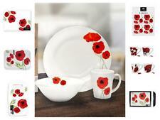 Poppy Design Kitchen Wear Dinner Set Serving Trays Chopping Board Lap Tray Home