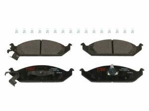 Front Brake Pad Set TRW 1HTR93 for Dodge Stratus 1995 1996 1997 1998 1999 2000