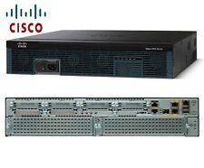 €1474+IVA CISCO2921/K9 Integrated Services Router 3x GbE 512Mb RAM GENUINE CISCO
