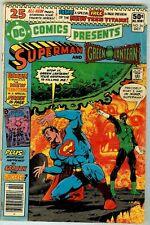 DC COMICS PRESENTS #26- JIM STARLIN ART-NEW TEEN TITANS PREVIEW