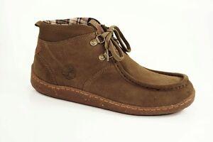 Timberland Joe-E Mid Chukka Boots Lace Up Men Shoes Ultra Light 5916A