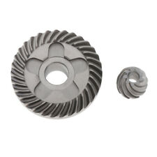 Steel Metal Screw Spiral Gear Set for BOSCH GWS6-100 Motor Parts Power Tools