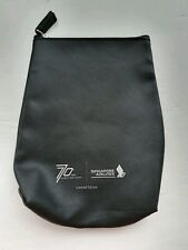 Singapore Airlines 70th Anniversary Exclusive Business Class Amenity Kit Pouch