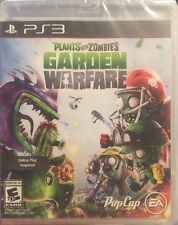 Plants vs. Zombies: Garden Warfare (Sony PlayStation 3, 2014)Sealed Fast Free SH