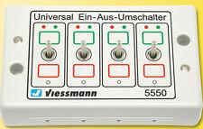 Viessmann 5550 Universal Ein-Aus-Umschalter #NEU OVP#