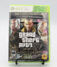 New-Grand Theft Auto IV - Complete Edition (Microsoft Xbox 360, 2010) Torn SEAL