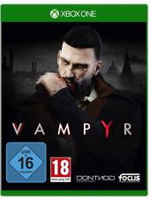 Vampyr (Microsoft Xbox One, 2018)