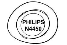 Set Belts Philips N 4450 Tape Machine Extra Strong New fabrickfrisch n4450