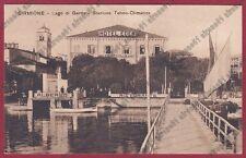 BRESCIA SIRMIONE 62 HOTEL EDEN ALBERGO Cartolina Edizione VITTORIO STEIN VENEZIA