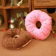 1X Kauspielzeug Donut Spielzeug Kauartikel Quietscher Stimme für Haustier Nice