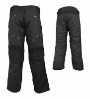 KIDS AIR VENT TECHNOLOGY CE WATERPROOF MOTORBIKE / MOTORCYCLE TEXTILE TROUSERS