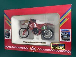 guiloy 1/10 Chesterfield Honda 250R Motocross Model Bike 13859