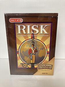 Vintage Edition Risk Game Of Global Domination Target Exclusive