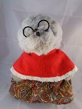 """Vintage EDEN Paddington Bear Aunt LUCY Plush 14"""" w/ Glasses"""