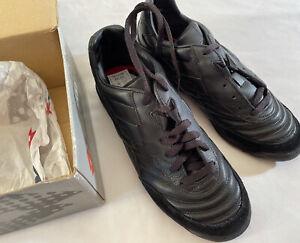 New in the Box Men's Lotto Arbitro Soccer Turf Indoor Shoes Black Size 7.5