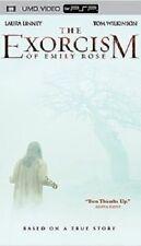THE EXORCISM OF EMILY ROSE NEW MOVIE UMD VIDEO PSP HORROR FILM TOM WILKINSON