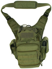 NcSTAR Airsoft PVC Utility Backpack/First Responders Utility Bag -- **GREEN**