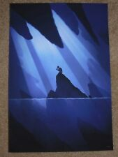 LORD OF THE RINGS Art Print poster MY PRECIOUS gollum Marko Manev